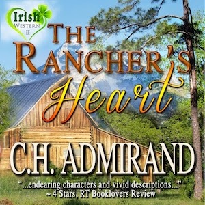 The Rancher's Heart audiobook by C.H. Admirand