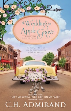 A Wedding in Apple Grove by C.H. Admirand